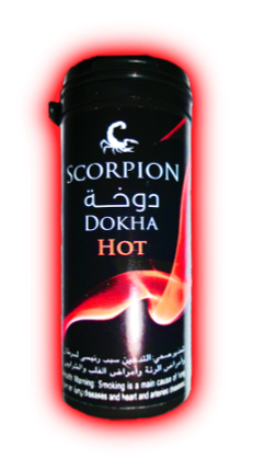 Scorpion_Dokha_Hot